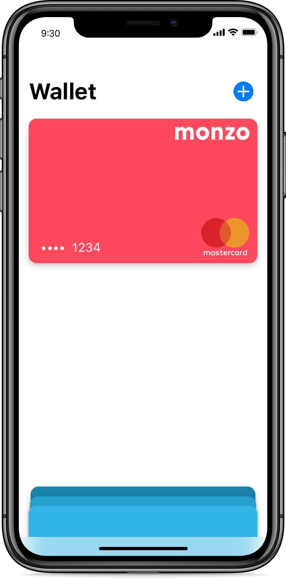 Monzo – Apple Pay
