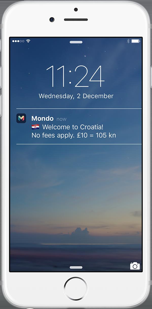 Mondo Croatia welcome