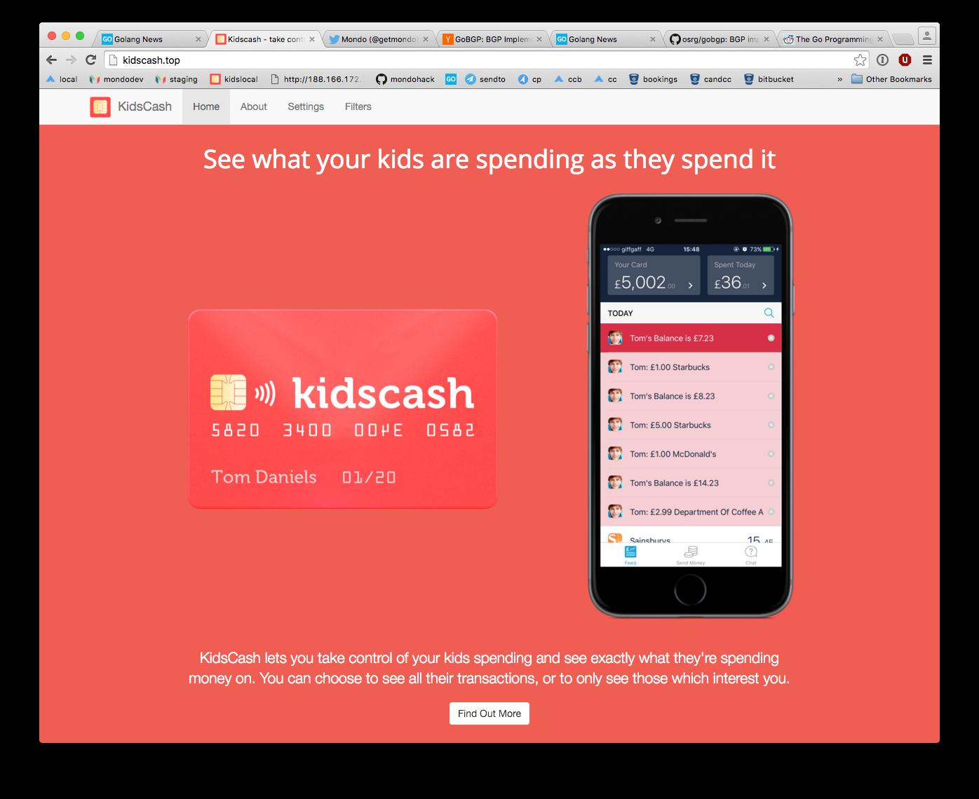 Kids Cash