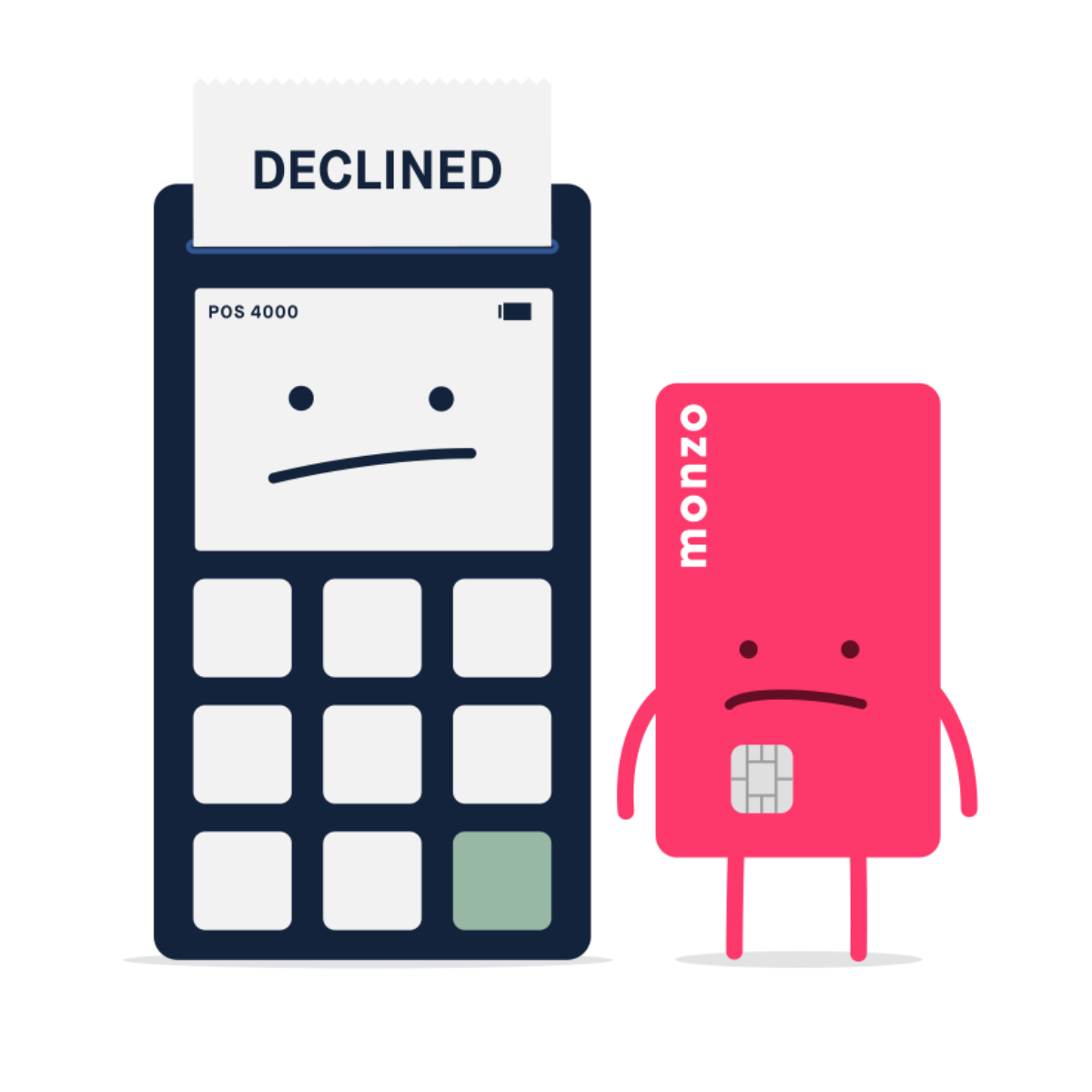 Terminal decline: Why some payments fail