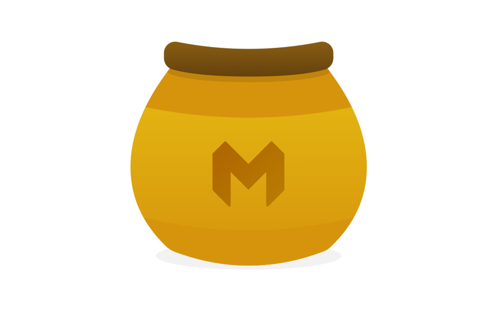 Illustration of a Monzo pot