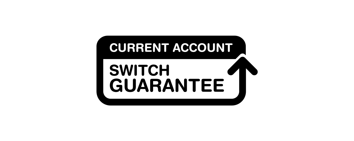 Current Account Switch Guarantee trustmark