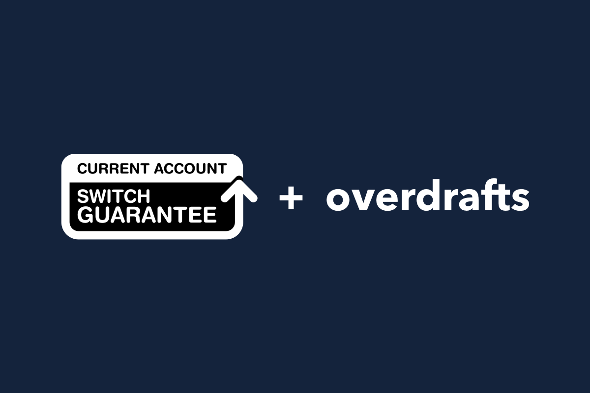 Can I switch bank accounts if I have an overdraft?