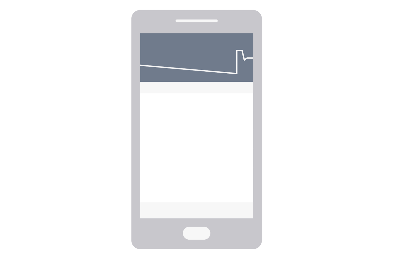 Illustration of the Monzo app
