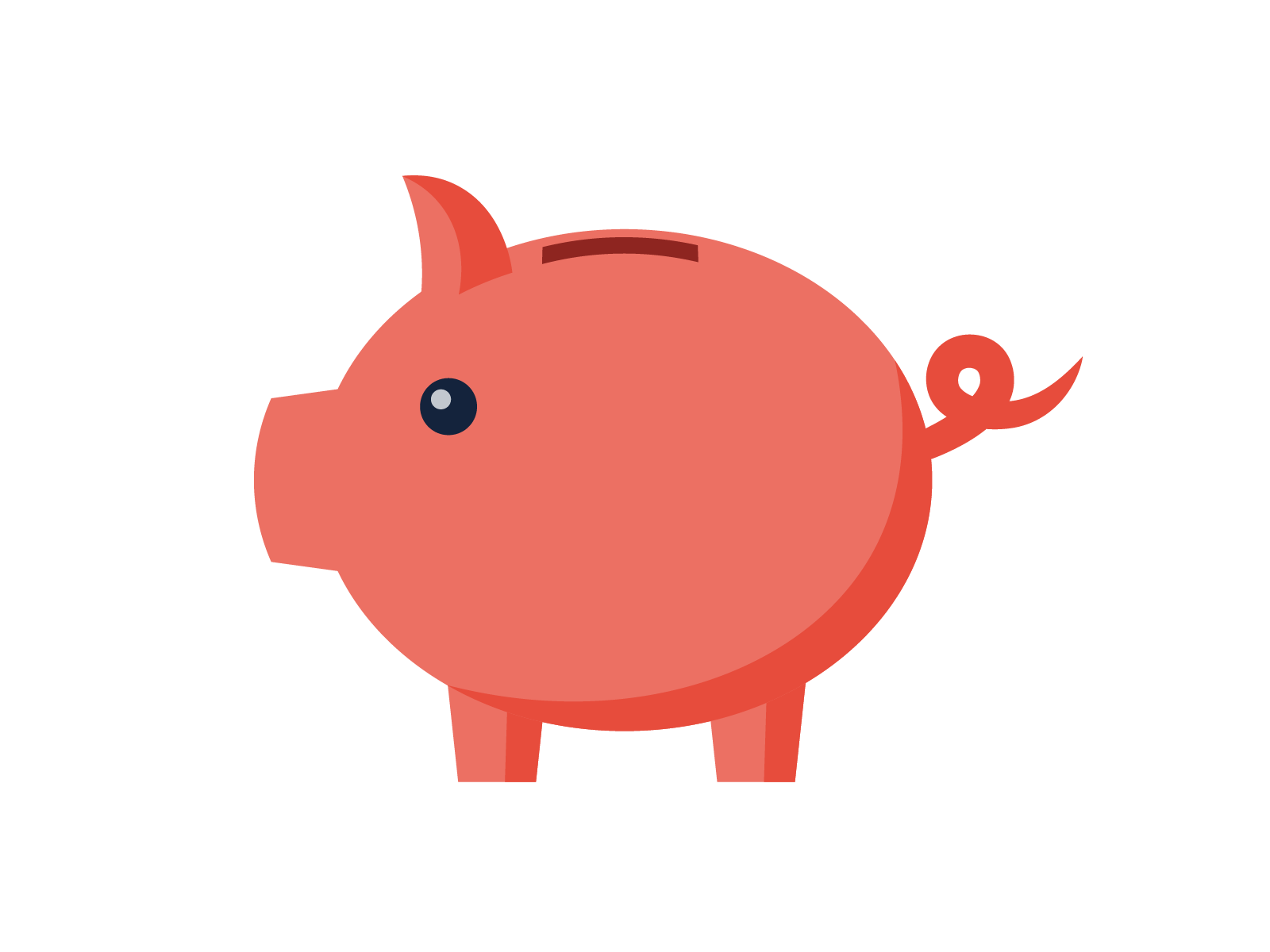 The ISA piggy.